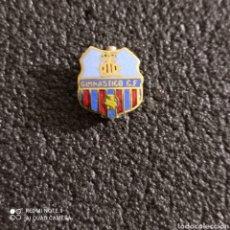 Coleccionismo deportivo: PIN GIMNASTICO C.F. - VALENCIA. Lote 246100485