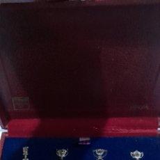 Coleccionismo deportivo: LAS COPAS DEL F. C. BARCELONA MUNDO DEPORTIVO. VER FOTOS.. Lote 248072805