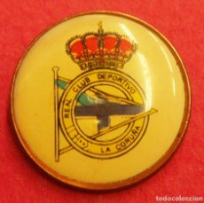 Coleccionismo deportivo: PIN REAL CLUB DEPORTIVO LA CORUÑA. Lote 250223210