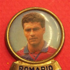Coleccionismo deportivo: PIN ROMARIO F.C.BARCELONA. Lote 251040025