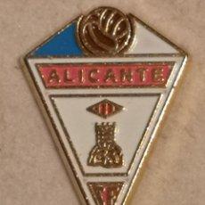 Coleccionismo deportivo: PIN FUTBOL - ALACANT / ALICANTE - ALICANTE CF. Lote 252895165