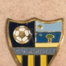 Coleccionismo deportivo: PIN FUTBOL - ALACANT / ALICANTE - CD MARISTAS. Lote 252899515