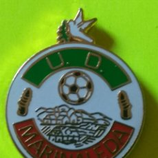 Collectionnisme sportif: PIN FÚTBOL, U.D. MARINALEDA. Lote 253075185