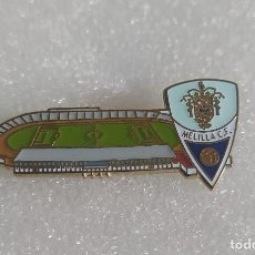 Collectionnisme sportif: PIN FÚTBOL ESTADIO MELILLA CF. Lote 253075395