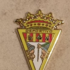 Colecionismo desportivo: PIN FUTBOL - ALACANT / ALICANTE - COIX - COX - CD COX. Lote 253421895
