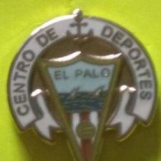 Collezionismo sportivo: PIN FÚTBOL, CENTRO DE DEPORTES, EL PALO. Lote 253626945