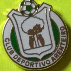 Collezionismo sportivo: PIN FÚTBOL, C.D. ARENTEIRO. Lote 253800700