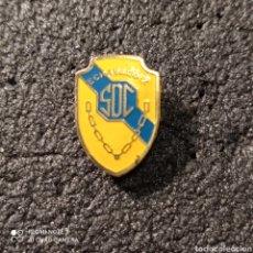 Coleccionismo deportivo: PIN S.D.C. ECHAVACOIZ - PAMPLONA (NAVARRA). Lote 253935155