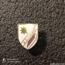 Coleccionismo deportivo: PIN A.D. SALVAT - ESTELLA (NAVARRA). Lote 253936755