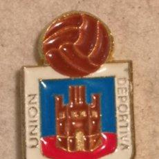 Coleccionismo deportivo: PIN FUTBOL - ALACANT / ALICANTE - ONIL - UD ONIL. Lote 254120010