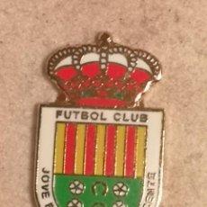 Coleccionismo deportivo: PIN FUTBOL - ALACANT / ALICANTE - S. V. DEL RASPEIG - FC JOVE ESPAÑOL DE SAN VICENTE. Lote 254305300
