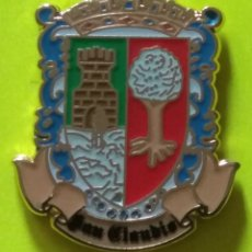 Collectionnisme sportif: PIN FÚTBOL, SAN CLAUDIO. Lote 254404000