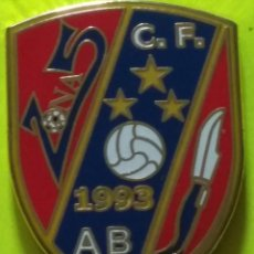 Collectionnisme sportif: PIN FÚTBOL, C.F. ZONAS. Lote 254406310