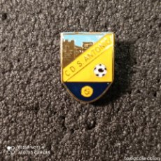 Coleccionismo deportivo: PIN C.D. SAN ANTONIO - ALMERÍA. Lote 254645875