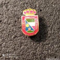 Coleccionismo deportivo: PIN JIMENA AT. C.F. - JIMENA (CÁDIZ). Lote 254646220