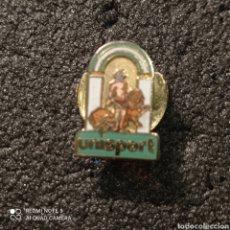 Coleccionismo deportivo: PIN C.D. UNISPORT - SEVILLA. Lote 254646425