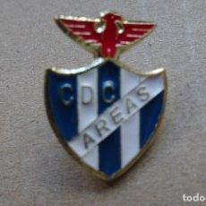 Colecionismo desportivo: PIN FÚTBOL - CULTURAL ÁREAS. Lote 254818190