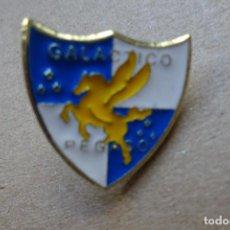 Colecionismo desportivo: PIN FÚTBOL - GALÁCTICO PEGASO. Lote 254818400