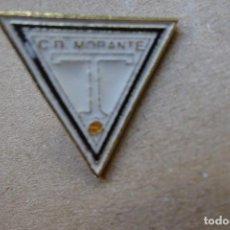 Colecionismo desportivo: PIN FÚTBOL - C.D. MORANTE. Lote 254819800