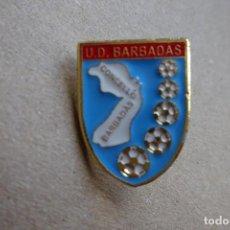 Colecionismo desportivo: PIN FÚTBOL - U.D. BARBADÁS. Lote 254820535