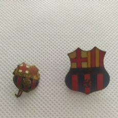 Coleccionismo deportivo: INSIGNIAS F.C. BARCELONA ALFILER Y PIN. Lote 254865845