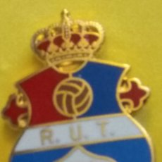 Coleccionismo deportivo: PIN FÚTBOL, REAL UNIÓN DE TENERIFE. Lote 256045400