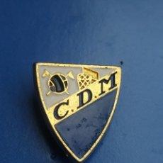 Coleccionismo deportivo: PINS DE FÚTBOL OFICIAL CD MÓSTOLES MADRID.. Lote 256064255