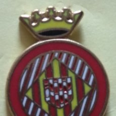 Collectionnisme sportif: PIN FÚTBOL, GIRONA. Lote 257279480