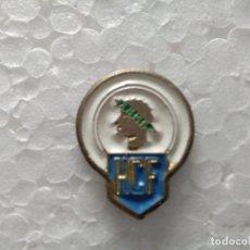 Collezionismo sportivo: PIN HERCULES CLUB FUTBOL ALICANTE. Lote 257527970