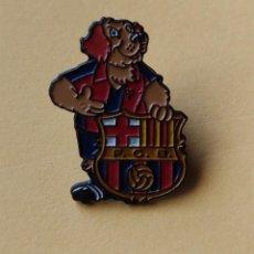 Coleccionismo deportivo: PIN MASCOTA F C BARCELONA COLECCIÓN GOLI. Lote 257843690
