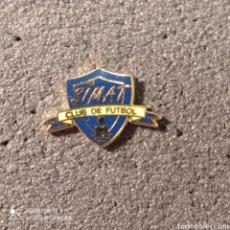 Coleccionismo deportivo: PIN C.F. SIMAT - SIMAT DE VALLDIGNA (VALENCIA). Lote 261645915