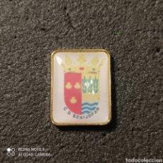 Coleccionismo deportivo: PIN C.D. BENIJOFAR - BENIJOFAR (ALICANTE). Lote 261646955