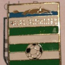 Coleccionismo deportivo: PIN FUTBOL - GIRONA - L'ESTARTIT - MEDES L'ESTARTIT FC. Lote 262020630