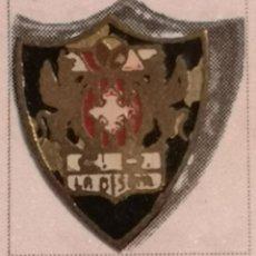 Coleccionismo deportivo: PIN FUTBOL - GIRONA - LA BISBAL D'EMPORDA - CD LA BISBAL. Lote 262021170