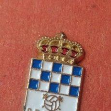 Coleccionismo deportivo: PINS DE FÚTBOL. OFICIAL.SD FABERO LEON. Lote 262052310