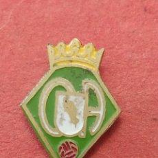 Coleccionismo deportivo: PINS DE FÚTBOL CLUB ASTORGA LEÓN. Lote 262055675