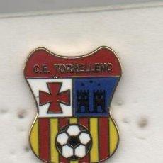 Coleccionismo deportivo: TORREELLENC C.E.-TORRELLES DE FOIX-BARCELONA. Lote 262113095