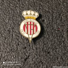 Coleccionismo deportivo: PIN PEÑA SPORTINGUISTA ORTIZ - GIJÓN (ASTURIAS). Lote 262654265