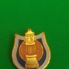 Collectionnisme sportif: PINS DE FÚTBOL CD TUILLA. ASTURIAS. Lote 264786524