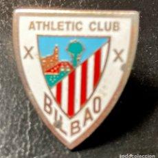 Coleccionismo deportivo: PING DEL ESCUDO DEL ATLETIC DE BILBAO, GRANDE. Lote 265542949