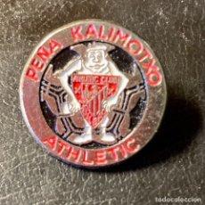 Coleccionismo deportivo: PING DE LA PEÑA KALIMOTXO DEL ATLETIC DE BILBAO. Lote 265544354