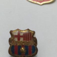 Coleccionismo deportivo: INSIGNIA DE FÚTBOL FC BARCELONA. Lote 265553489