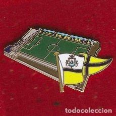 Coleccionismo deportivo: PIN ESTADIO DE FÚTBOL LA FLORIDA ( PORTUGALETE ). Lote 277200503