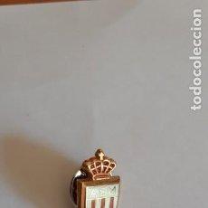 Collezionismo sportivo: PIN INSIGNA DE FUTBOL ANTIGUAS. A S M. Lote 267655614
