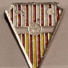 Coleccionismo deportivo: PIN FUTBOL - TARRAGONA - BOT - FC BOT. Lote 267887814