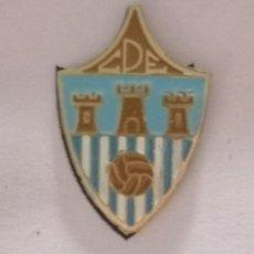 Colecionismo desportivo: PIN FUTBOL - TARRAGONA - ESPLUGA DE FRANCOLI - CD ESPLUGA. Lote 268885319