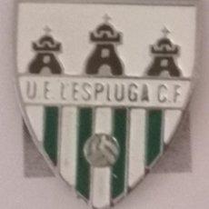 Colecionismo desportivo: PIN FUTBOL - TARRAGONA - ESPLUGA DE FRANCOLI - UE ESPLUGA CF. Lote 268885854