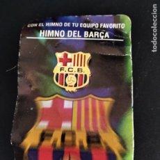 Coleccionismo deportivo: PIN BARCELONA F.C. BARÇA. Lote 269128863