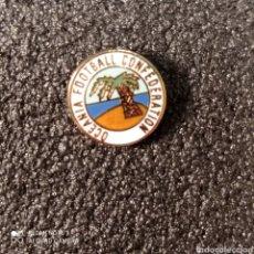 Colecionismo desportivo: PIN FEDERACION DE FUTBOL DE OCEANIA. Lote 269396023