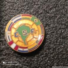 Colecionismo desportivo: PIN CONFEDERACION SUDAFRICANA DE FUTBOL. Lote 269485453